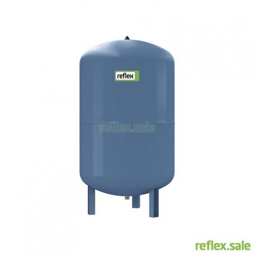 Бак мембранный Reflex для систем водоснабжения Refix DC 100 (DE junior 100) 10bar/70°C арт. 7309800