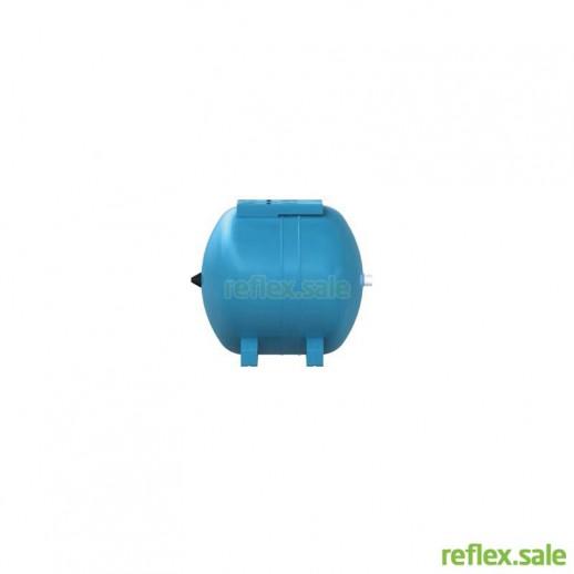 Бак мембранный Reflex для систем водоснабжения горизонтальный HW 25 10bar/70°С арт. 7200310