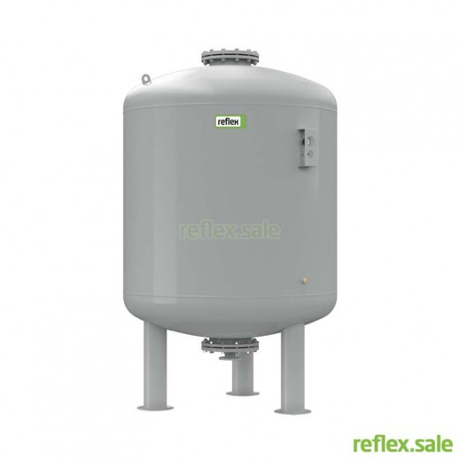 Бак мембранный Reflex для систем отопления G 1500 10bar/120°C D=1200mm H=2000mm (серый) арт. 8526005