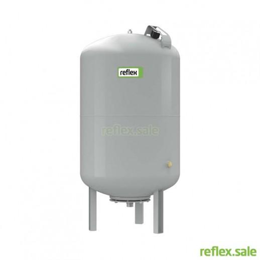 Бак мембранный Reflex для систем отопления G 100 PN 10bar/120°C (серый) арт. 8518000
